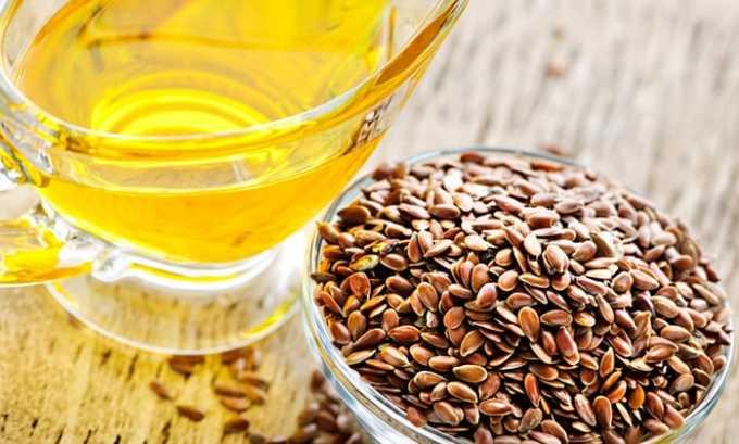 При гипертиреозе рекомендуется принимать льняное масло - по 1 ст. л. 3 раза в день до еды