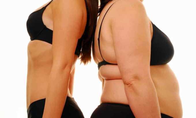 При фолликулярной карциноме у больного часто происходит резкая потеря веса