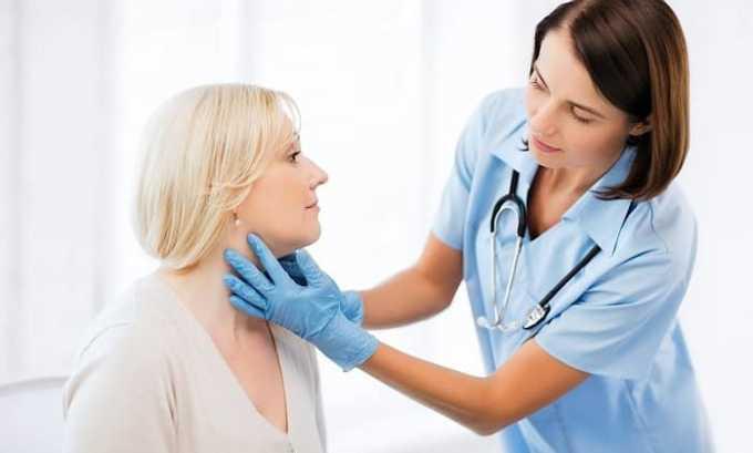 При появлении признаков этого патологического состояния необходимо обратиться за консультацией к эндокринологу
