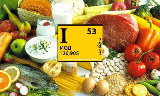 Для того чтобы избежать образования кисты обеих долей щитовидки нужно соблюдать йодированную диету