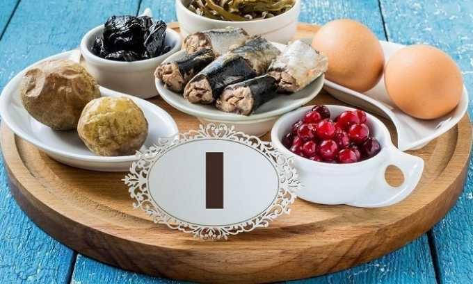 Хронический тиреоидит может развиться из-за избыточного употребления в пищу продуктов, содержащих йод
