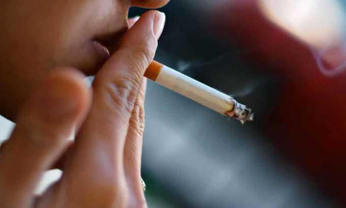 Вредные привычки могут быть причиной возникновения узлов в щитовидке