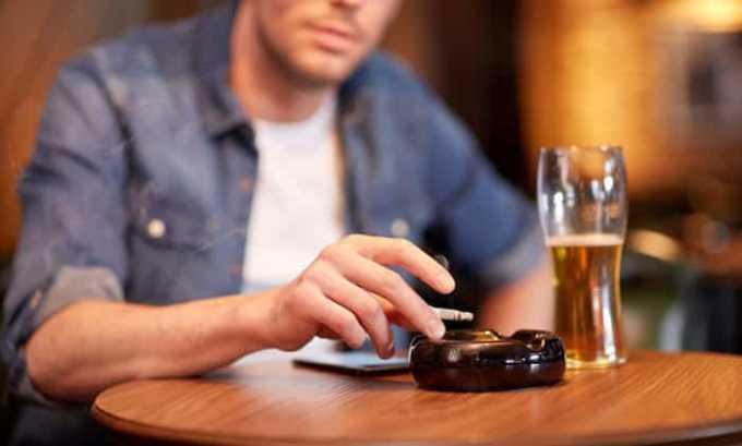 Вредные привычки повышают риск появления атипичных клеток, так как имеют оказывают отравляющее воздействие на организм
