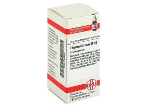 Когда назначается и как принимается Тиреоидин?