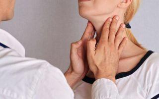 Лечение радиоактивным йодом заболеваний щитовидки