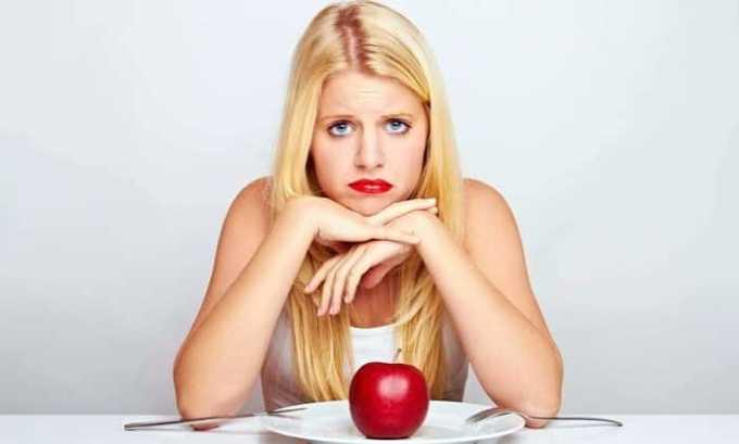 При гипертиреозе больной может потерять аппетит