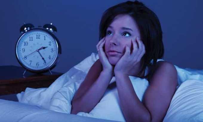 Нередко нарушение сна у пациента влияет на развитие патологических процессов