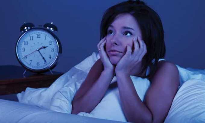 Нарушение сна можно наблюдать у тех людей, которые страдают от гиперплазии