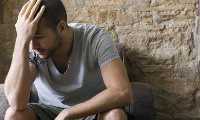 В некоторых случаях при гиперплазии щитовидной железы у человека появляется депрессия