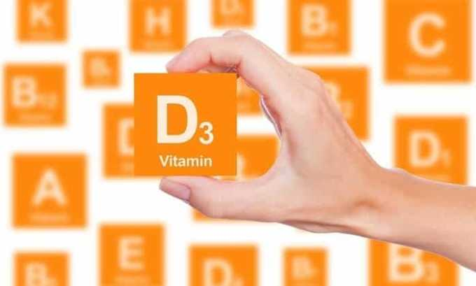 Кальцитонин помогает в синтезе витамина D