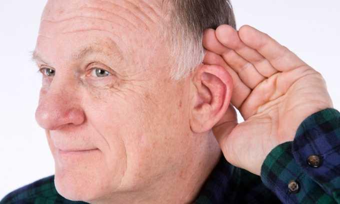 При гипотиреозе возникают проблемы со слухом