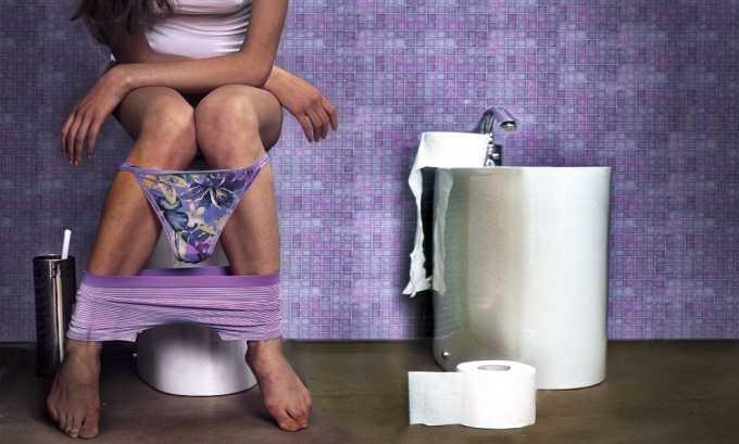 Может появиться диарея и другие расстройства ЖКТ