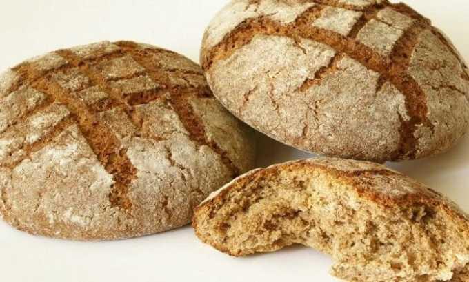 Кушать лучше всего хлеб с отрубями