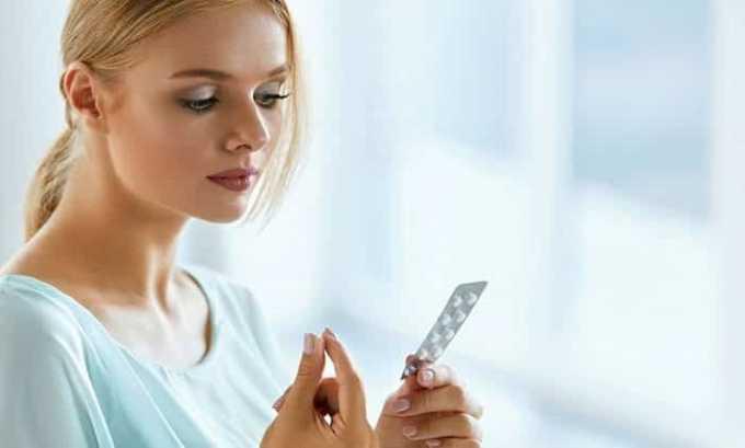 Болезни эндокринного органа могут развиться из-за длительного приема гормональных препаратов