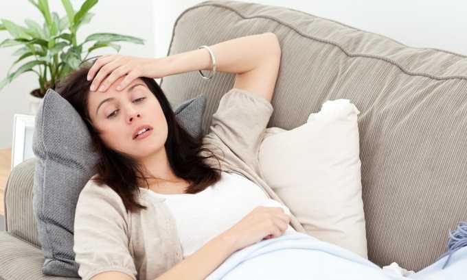 Повышенная утомляемость - симптом при диффузных изменениях паренхимы щитовидной железы