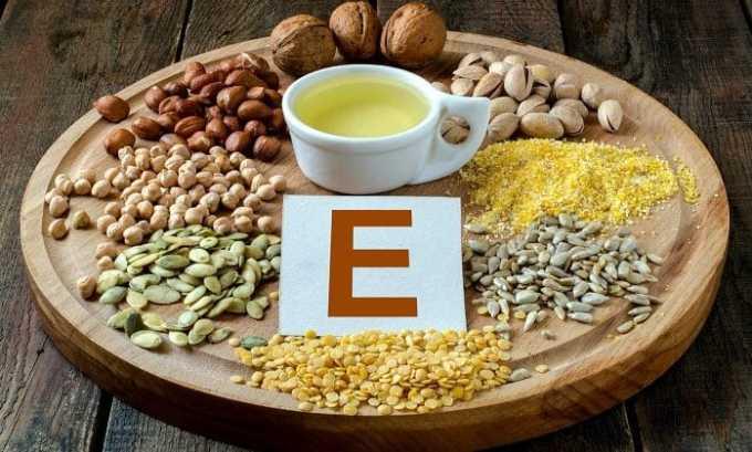 Улучшить усвоение йода, необходимого для полноценного функционирования эндокринной системы, поможет витамин Е