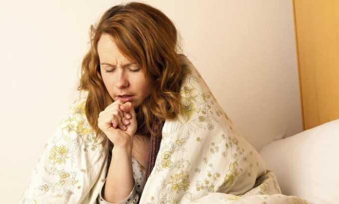 Нередко возникают приступы кашля, которые не связаны с респираторными инфекциями