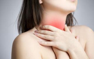 Что делать при увеличенной щитовидной железе?