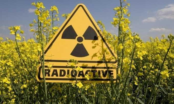 Повышенный уровень радиоактивного излучения может спровоцировать развитие патологии в щитовидке