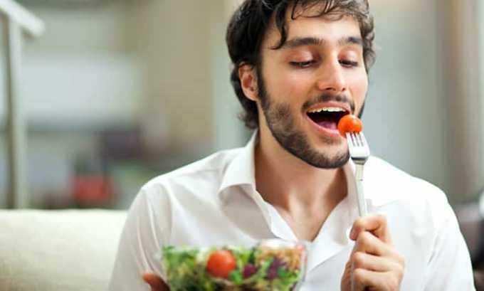 Строгие диеты или длительное голодание снижают уровень тиреотропного вещества в крови