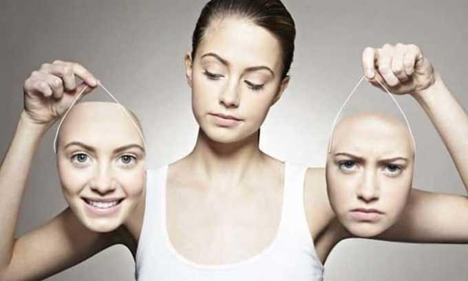 Частые смены настроения - один из симптомов фолликулярной карциномы