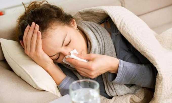Человек начинает страдать от частых инфекционных и вирусных заболеваний, которые развиваются из-за ослабления иммунитета