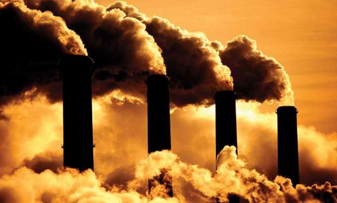 Неблагоприятная экологическая обстановка может повлиять на развитие болезни