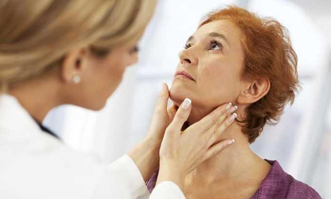 Если концентрация тиреотропного гормона близка к верхней границе нормы, желательно пройти профилактическое обследование у эндокринолога
