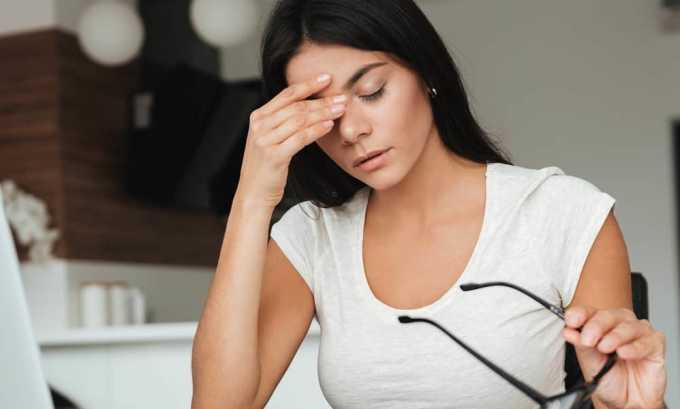 При перенапряжении концентрация тиреотропина в крови повышается