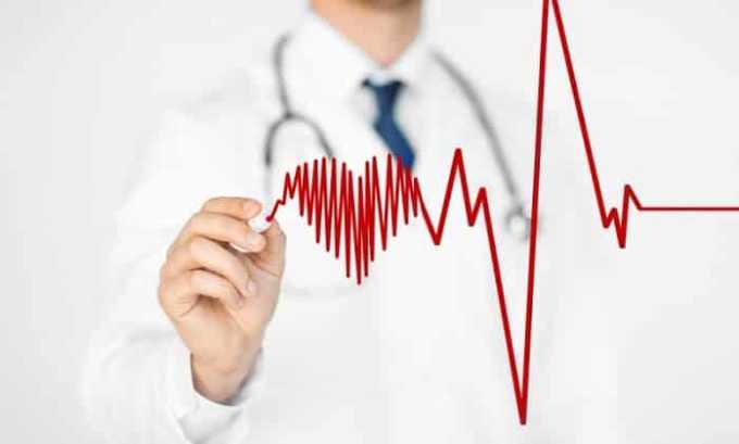 Учащенное сердцебиение не связано с характером питания или физическими упражнениями, появляется в покое. Приводит к повышенной нагрузке на сердце