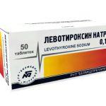 При каких заболеваниях применяется Левотироксин