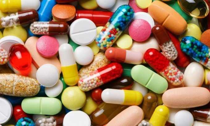 Приема некоторых лекарств - причина появления гипоэхогенного узла щитовидной железы