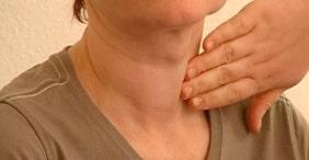 Увеличение доли щитовидной железы
