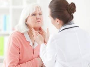 Симптомы заболевания щитовидки