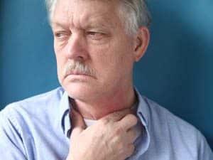 Признаки заболевания щитовидки у мужчин