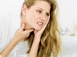 Причины опухоли щитовидки