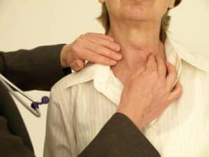 Узлы на щитовидной железе: возможные последствия патологии