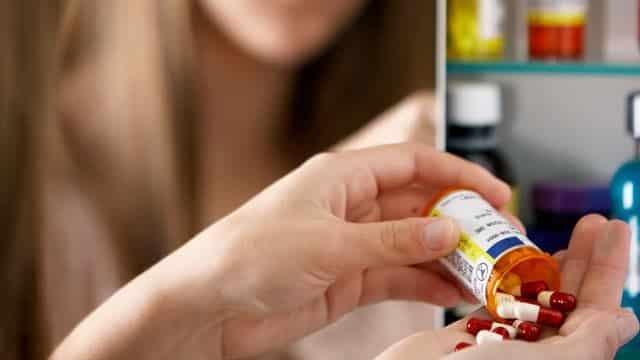 Приём препаратов