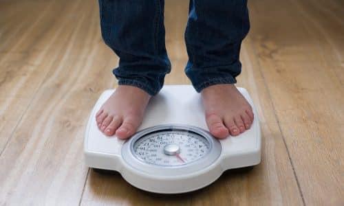 Изменение массы тела часто позволяет заподозрить наличие узла в железе