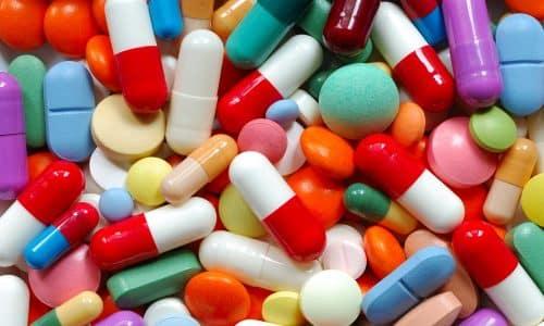 Все препараты с йодом пациент употребляет перорально в таблетированной форме