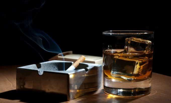 В течение 2-3 дней до проведения диагностики не употреблять спиртные напитки и не курить