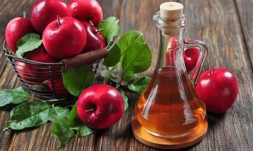 Лечить гипотиреоз можно яблочным уксусом