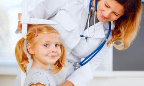 Существует несколько заболеваний, при которых бывает увеличена щитовидная железа у ребенка