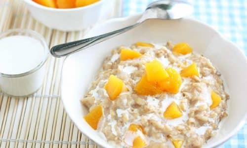 Каша на молоке – идеальный вариант для завтрака во время лечения щитовидной железы
