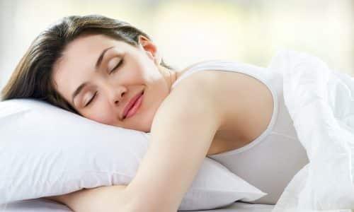 ТТГ практически перестает вырабатываться лишь во время сна