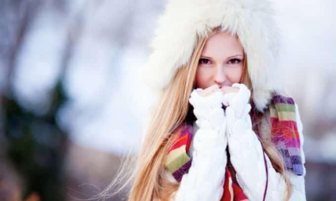 Заболевание в некоторых случаях сопровождается гиперчувствительностью к холоду