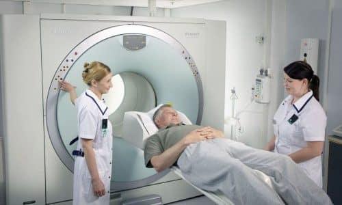 Для определения функциональных возможностей щитовидной железы проводится сцинтиграфия