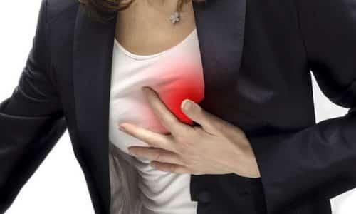 Появление чувства сдавливания в сердце может возникнуть из-за низкого количества тиреотропных гормонов