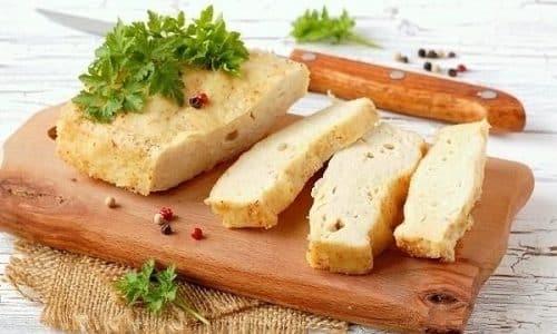 В диетическое меню можно ввести суфле из куриного филе