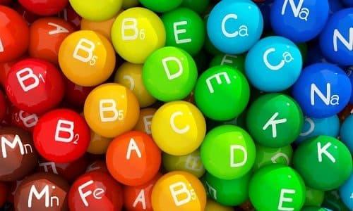 Для стабилизации общего состояния больному врач может назначить витамины